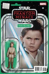 Marvel - Star Wars Obi-Wan & Anakin # 1 Christopher Action Figure Variant