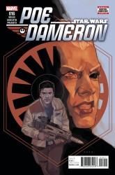 Marvel - Star Wars Poe Dameron #16