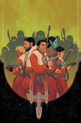 Marvel - Star Wars Poe Dameron # 19