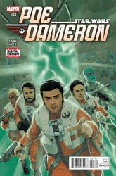 Marvel - Star Wars Poe Dameron # 3