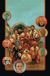 Marvel - Star Wars Poe Dameron # 31