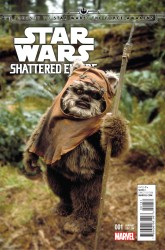 Marvel - Star Wars Shattered Empire # 1 Movie Variant