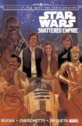 Marvel - Journey to Star Wars The Force Awakens Shattered Empire TPB