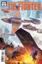 Marvel - Star Wars Tie Fighter # 4