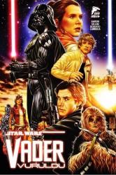 Çizgi Düşler - Star Wars Vader Vuruldu