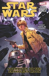 Marvel - Star Wars Vol 2 Showdown on the Smuggler's Moon TPB