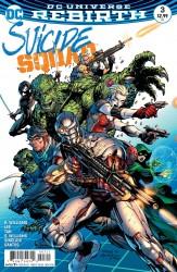 DC - Suicide Squad # 3