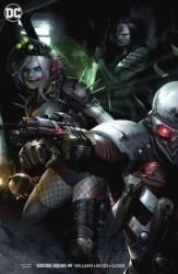 DC - Suicide Squad # 49 Mattina Variant