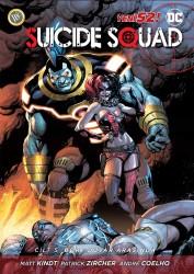 JBC Yayıncılık - Suicide Squad (Yeni 52) Cilt 5 Dört Duvar Arasında