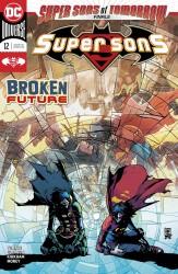 DC - Super Sons # 12
