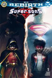 JBC Yayıncılık - Super Sons Sayı 1