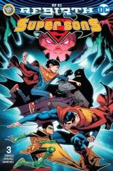 JBC Yayıncılık - Super Sons Sayı 3