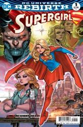 DC - Supergirl #1