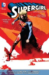 DC - Supergirl (New 52) Vol 4 Out of the Past TPB