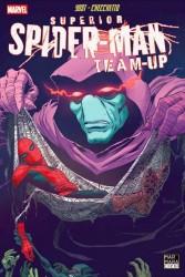 Marmara Çizgi - Superior Spider-Man Team-Up Sayı 4