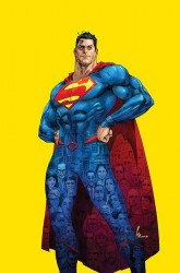 DC - Superman # 1 Variant Cover