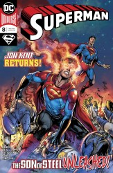 DC - Superman (2018) # 8