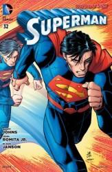 DC - Superman (New 52) # 32