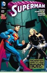 DC - Superman (New 52) # 34
