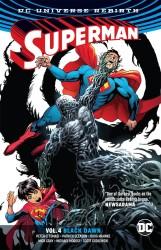DC - Superman (Rebirth) Vol 4 Black Dawn TPB