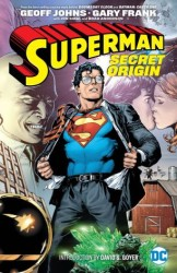 DC - Superman Secret Origin Deluxe Edition HC