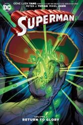 DC - Superman Vol 2 Return To Glory TPB