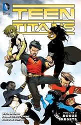 DC - Teen Titans Vol 2 Rogue Targets TPB
