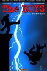 Dynamite - Boys Vol 9 the Big Ride TPB