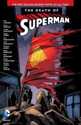DC - Death of Superman Vol 1 TPB