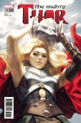 Marvel - Mighty Thor # 705 Artgerm Variant