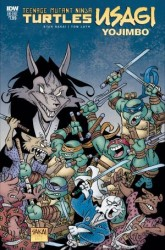 IDW - TMNT Usagi Yojimbo # 1 (One-Shot)
