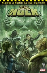 Marvel - Totally Awesome Hulk # 22