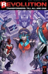 IDW - Transformers Till All Are One Revolution #1