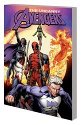 Marvel - Uncanny Avengers Unity Vol 2 The Man Who Fell To Earth TPB