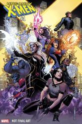 Marvel - Uncanny X-Men (2018) # 1 1:50 Cheung Variant