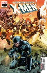 Marvel - Uncanny X-Men (2018) # 11