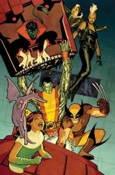 Marvel - Uncanny X-Men (2018) # 1 1:25 Chiang Variant