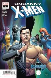 Marvel - Uncanny X-Men (2018) # 3