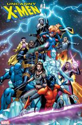 Marvel - Uncanny X-Men (2018) # 1 1:25 Pacheco Variant