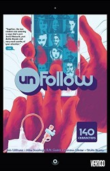 Vertigo - Unfollow Vol 1 140 Characters! TPB