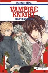 Akılçelen - Vampire Knight - Vampir Şövalye Cilt 13