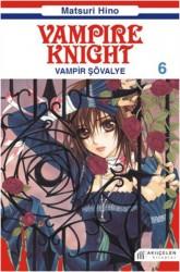 Akılçelen - Vampire Knight - Vampir Şövalye Cilt 6