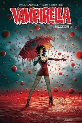 Dynamite - Vampirella #3 Kenan Yarar Variant
