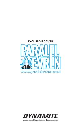 Vampirella Red Sonja # 1 Exclusive Paralel Evren Ergün Gündüz Variant