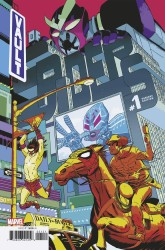 Marvel - Vault Of Spiders # 1 Variant