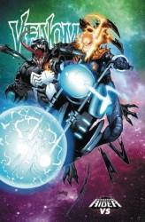 Marvel - Venom (2018) # 6 Cosmic Ghost Rider Variant