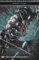 Marvel - Web Of Venom Unleashed # 1 Nick Bradshaw Variant