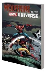 Marvel - Wolverine Vs The Marvel Universe TTPB