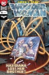 DC - Wonder Woman # 40