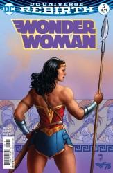 DC - Wonder Woman # 5 Variant